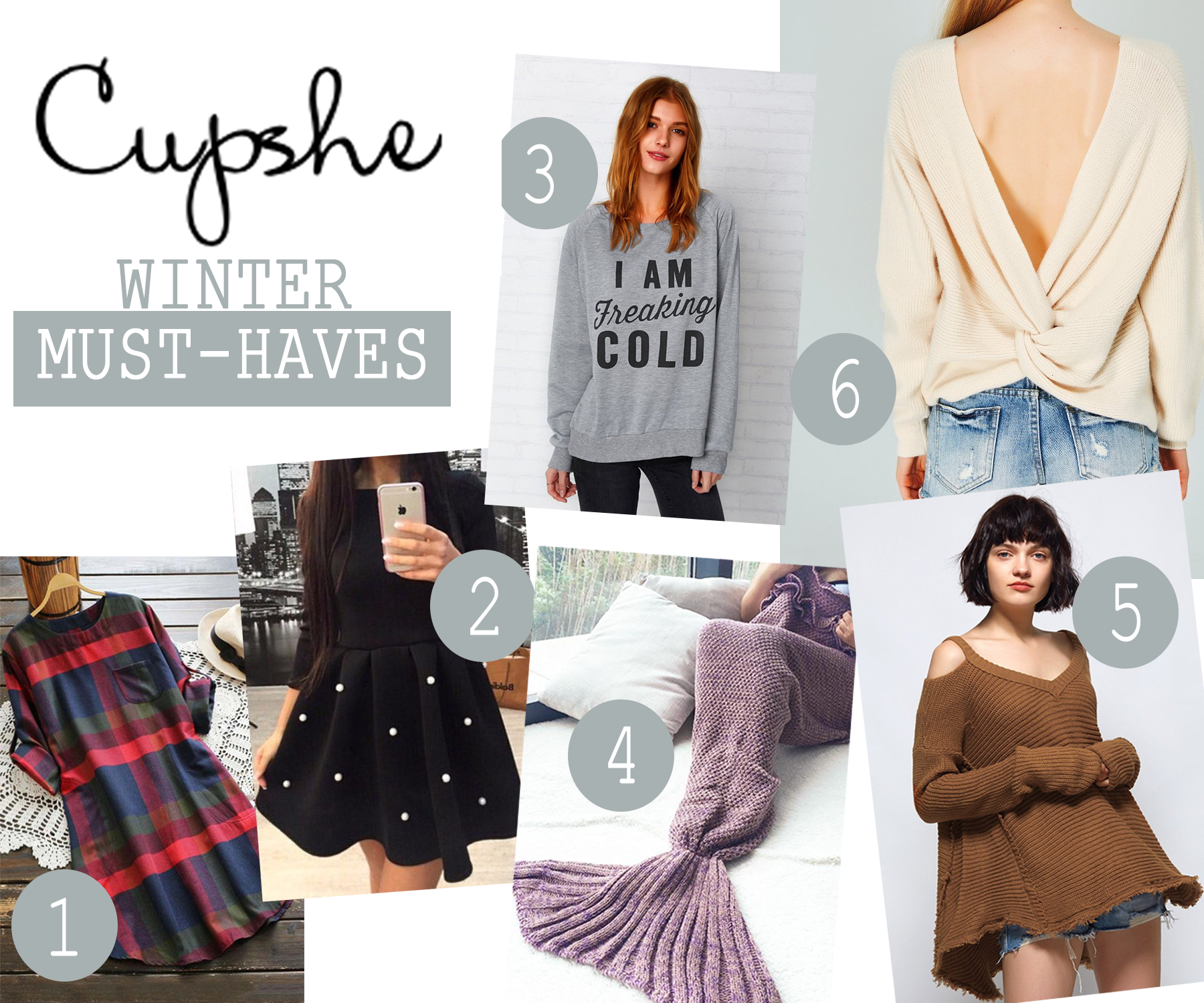 Cupshe Must Haves